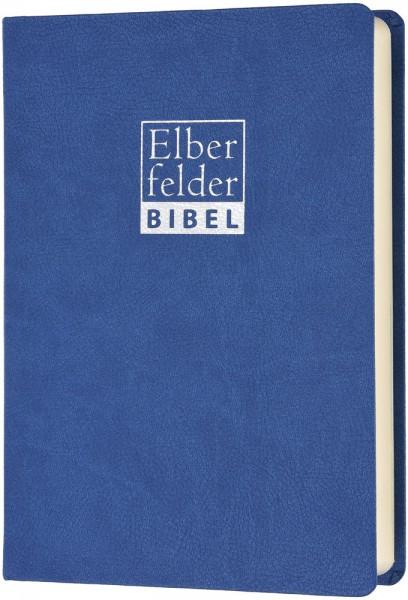 Elberfelder Bibel 2006 Standardausgabe - ital. Kunstleder blau