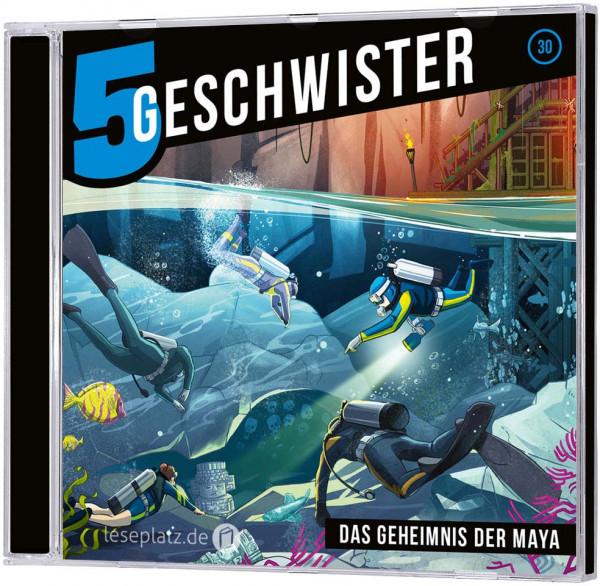 5 Geschwister CD (30) - Das Geheimnis der Maya