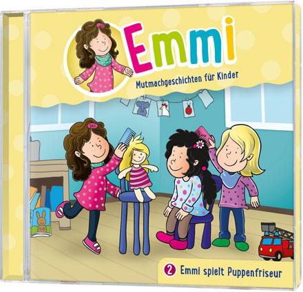 Emmi CD - Emmi spielt Puppenfriseur (2)