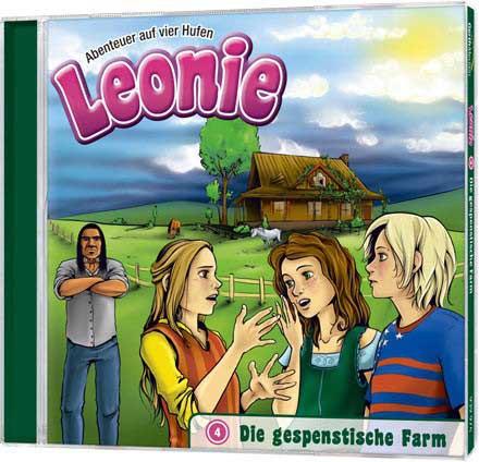 CD Leonie (4) - Die gespenstische Farm