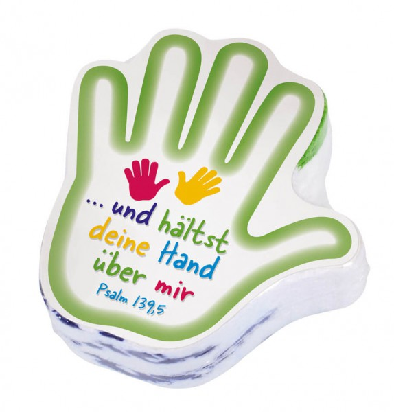 """Handtuch """"Hände"""""""
