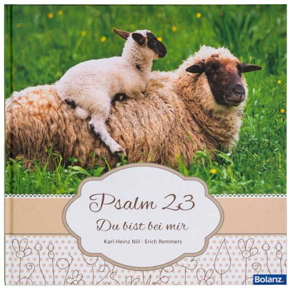Psalm 23 - Bildband Du bist bei mir