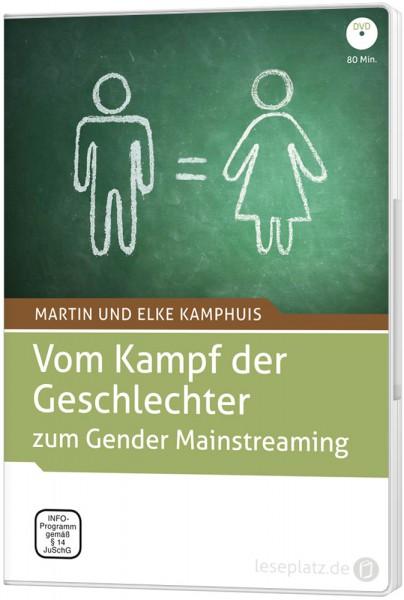 Vom Kampf der Geschlechter zum Gender Mainstreaming - DVD