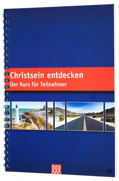 Christsein entdecken - Teilnehmerheft