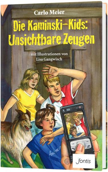 Unsichtbare Zeugen (10) - Hardcover