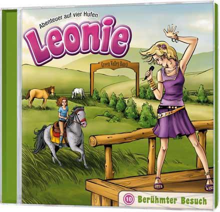 CD Leonie (10) - Berühmter Besuch
