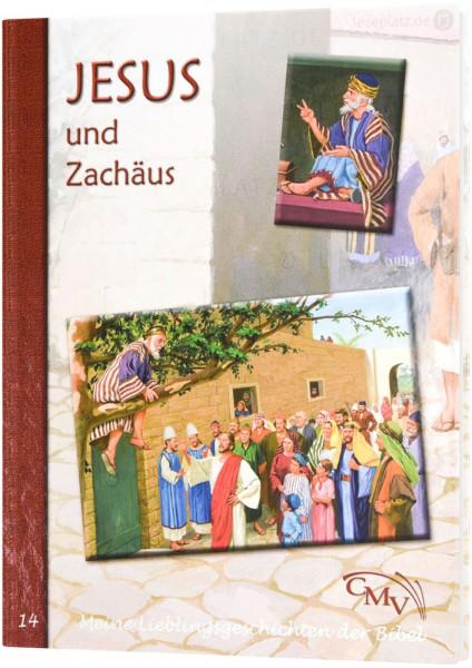 Jesus und Zachäus (14)