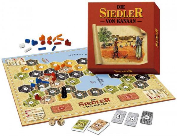 Die Siedler von Kanaan Gesellschaftsspiel