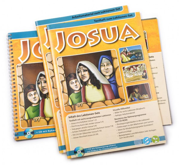Josua - Lektionen-Set