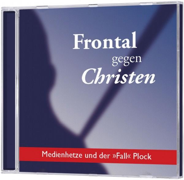 Frontal gegen Christen - Hörbuch