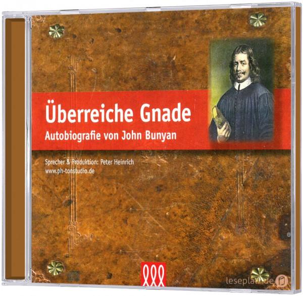 Überreiche Gnade - Hörbuch (6 Audio-CDs)