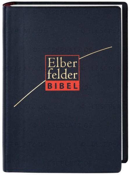 Elberfelder Bibel 2006 Senfkornausgabe - Kunststoff schwarz