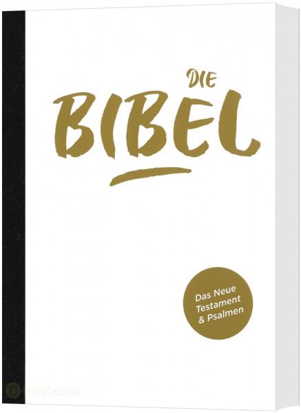 """Elberfelder 2003 - Das Neue Testament u. Psalmen """"Gold"""""""
