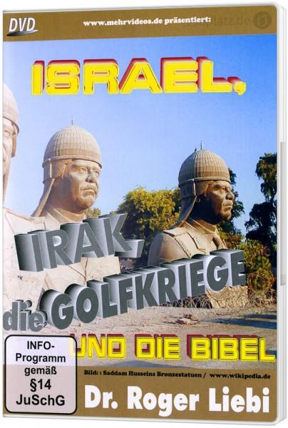 Israel, Irak, die Golfkriege und die Bibel - DVD Powerpoint-Vortrag von Dr. Roger Liebi