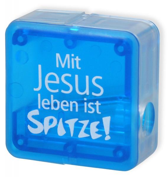 "Anspitzer ""Mit Jesus leben"""