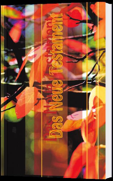 """Schlachter 2000 - Das Neues Testament """"Blätter"""" (VPE = 20 Exemplare)-Copy"""