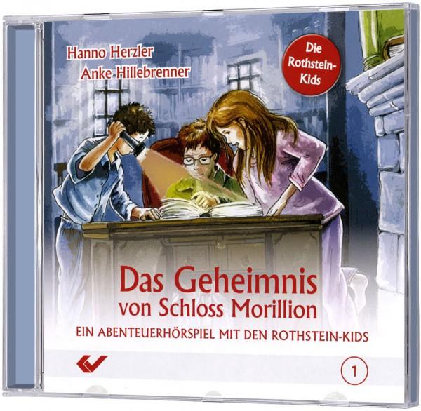 Das Geheimnis von Schloss Morillion (1) - Hörspiel