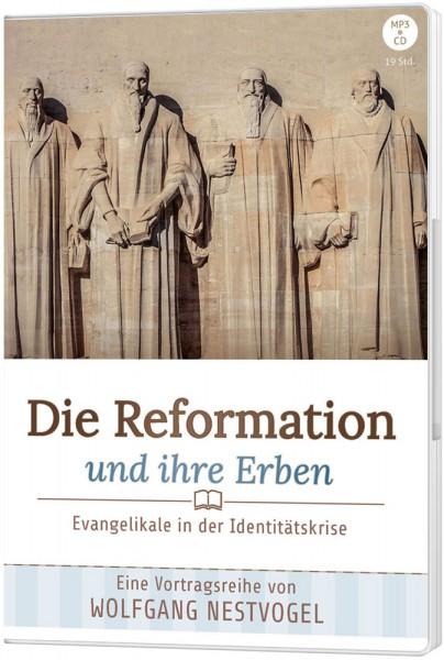 Die Reformation und ihre Erben - MP3-CD