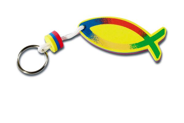 Schlüsselanhänger - Fisch