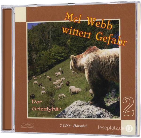 Mel Webb wittert Gefahr (2) - Der Grizzlybär