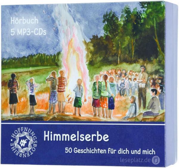 Himmelserbe - Hörbuch (5 MP3-CDs)