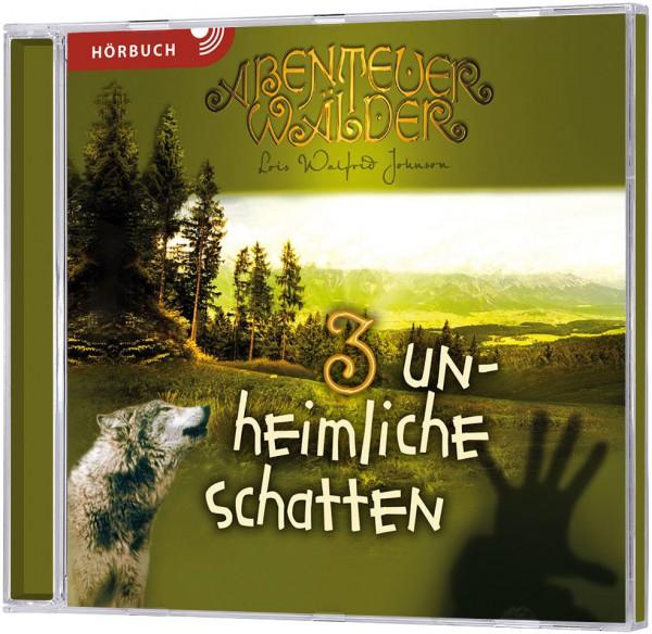 Unheimliche Schatten (3) - Hörbuch (MP3)