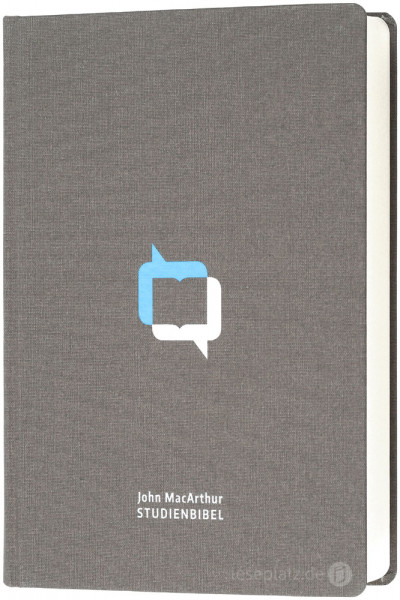 MacArthur Studienbibel - Hardcover