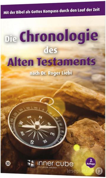 Die Chronologie des Alten Testaments - Leporello 33