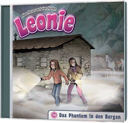 CD Leonie (14) - Das Phantom in den Bergen