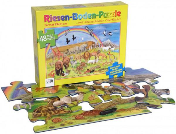 Riesen-Boden-Puzzle ''Arche Noah''