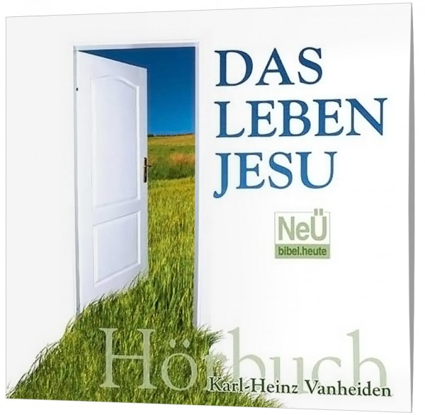 Das Leben Jesu - Hörbuch