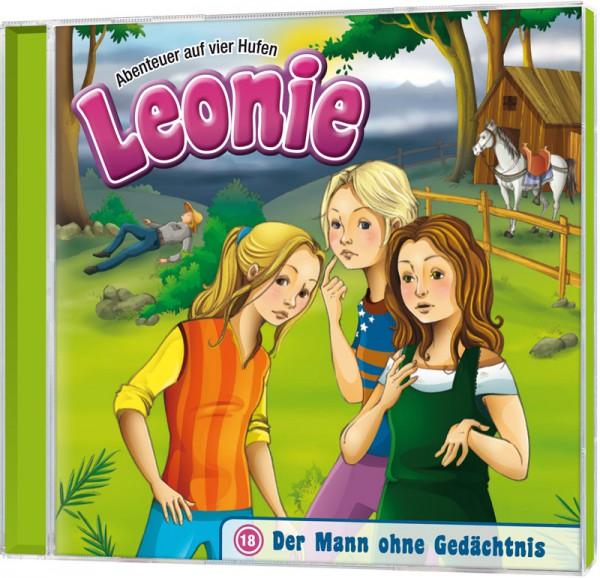 CD Leonie (18) - Der Mann ohne Gedächtnis
