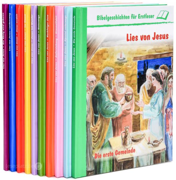 Lies von Jesus - Buchpaket