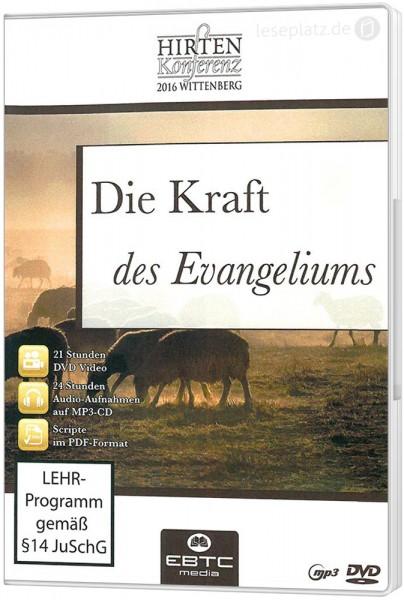 Die Kraft des Evangeliums (DVD + MP3-Vorträge)