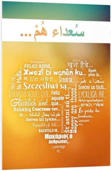 Glücklich sind ... Arabisch (Sonderausgabe)