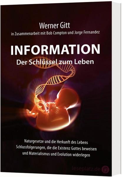 Information - Der Schlüssel zum Leben