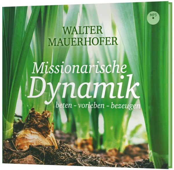 Missionarische Dynamik - CD