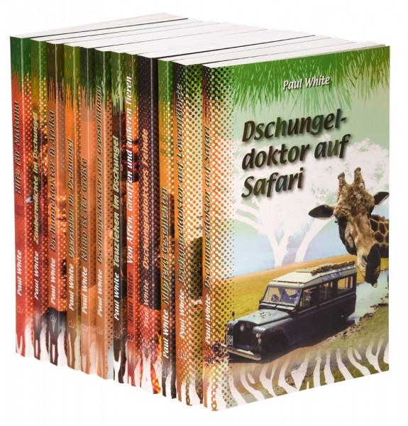 """Kinderbuch-Paket """"Dschungeldoktor"""""""