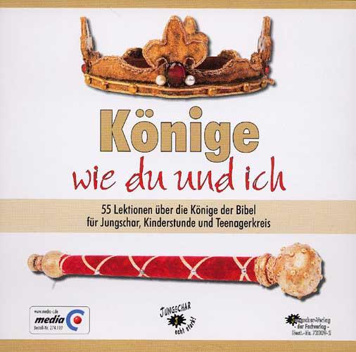 Könige wie du und ich - CD-ROM