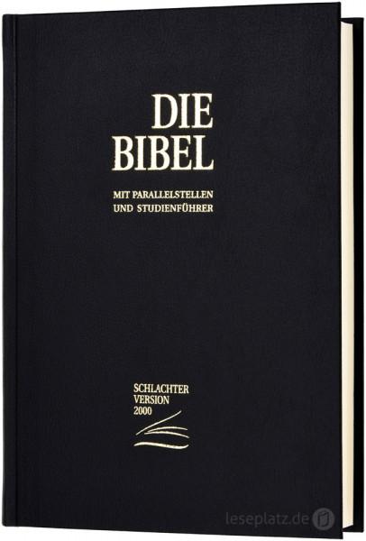 Schlachter 2000 Standardausgabe - Kunstleder schwarz