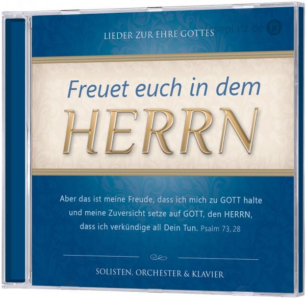 Freuet euch in dem Herrn - CD