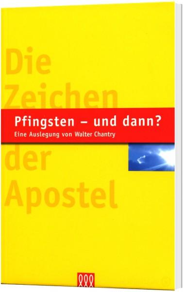 Pfingsten - und dann?