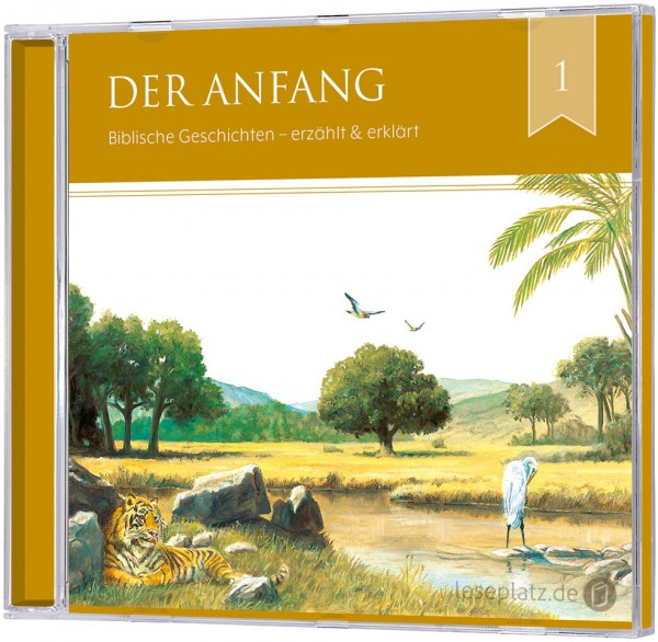 Der Anfang (1) - Hörbuch