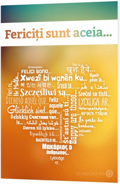 Glücklich sind ... Rumänisch (Sonderausgabe)