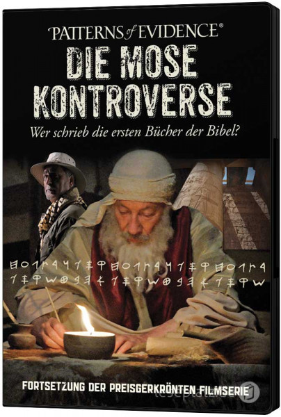 Die Mose-Kontroverse - DVD
