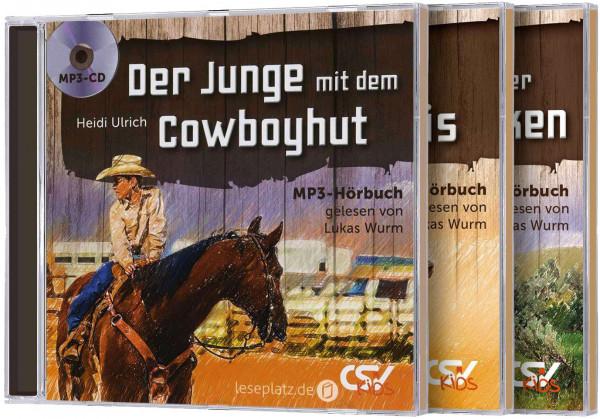 Hörbuchpaket Josch-Trilogie