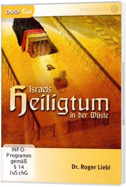 Israels Heiligtum in der Wüste - DVD