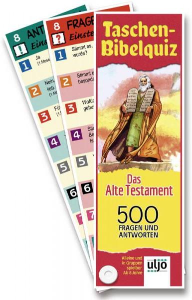 """Taschen-Bibelquiz """"Altes Testament"""""""