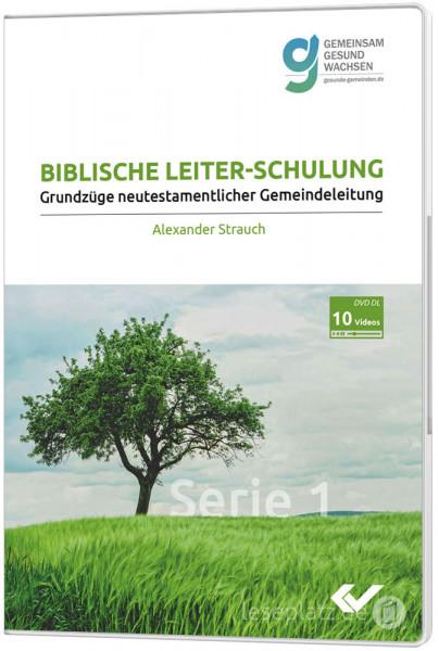 Biblische Leiter-Schulung - DVD