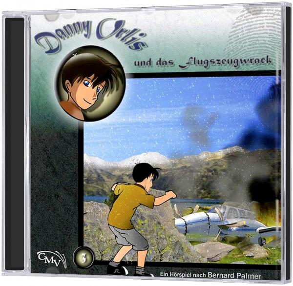 DANNY ORLIS und das Flugzeugwrack (3) - CD
